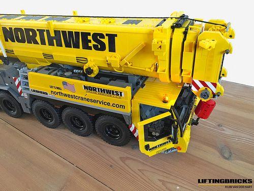 Liebherr LTM 1750 9.1 NORTHWEST | Liebherr LTM 1750 9.1 NORT… | Flickr
