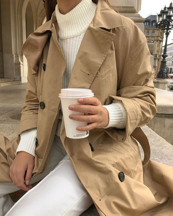 51 Neutral Outfits For Starting Your Spring outfit fashion casualoutfit fashiontrends