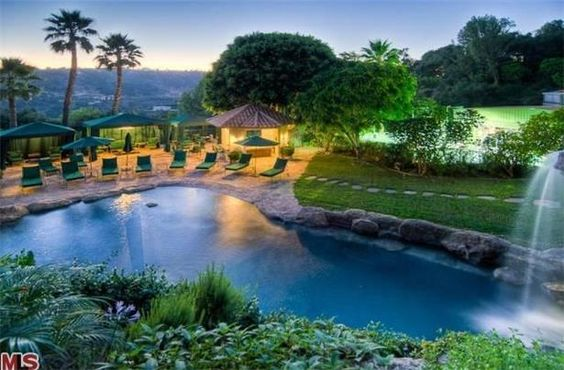 Mark Wahlberg's Beverly Hills Home