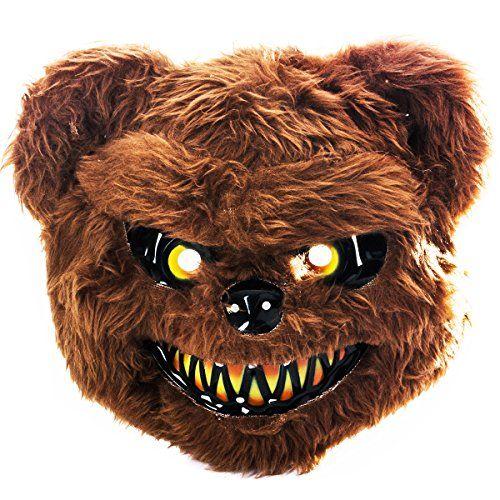 Scary Animal Halloween Masks.Pin On Raven Halloween