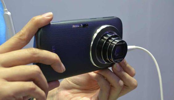 Galaxy K - telemóvel e máquina fotográfica(2)  Isto e muito mais em www.sovidaboa.com