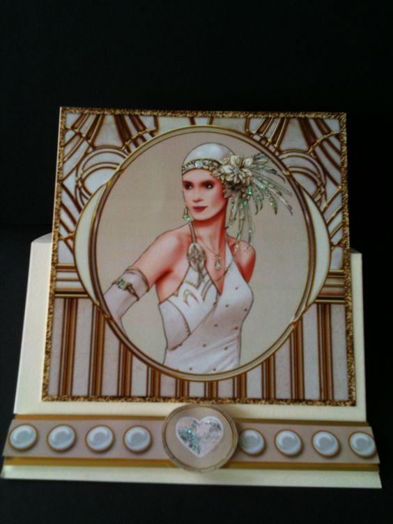 Art Deco style May 2014