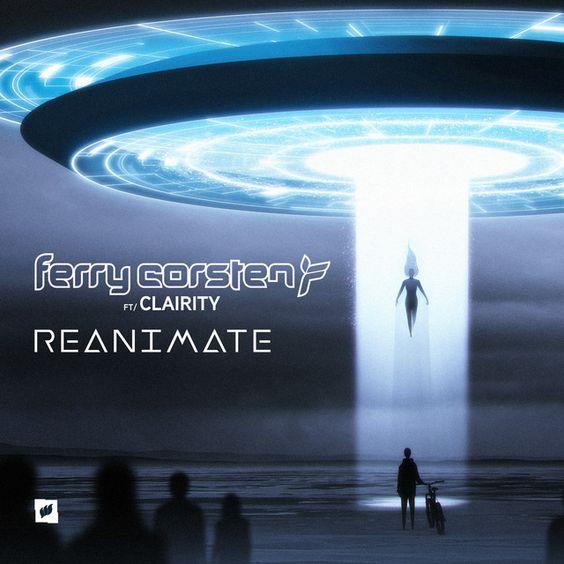 Ferry Corsten, Clarity – Reanimate (single cover art)