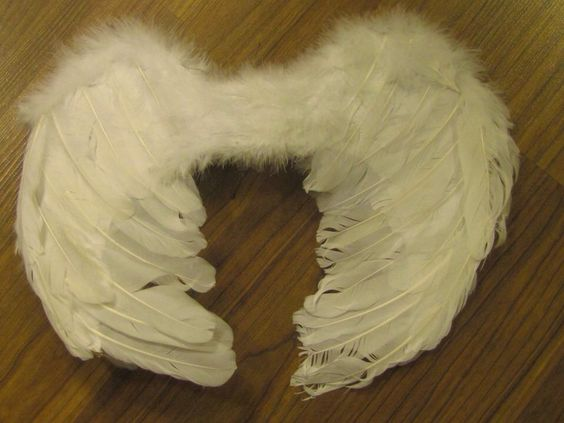 Angel wings for my angel