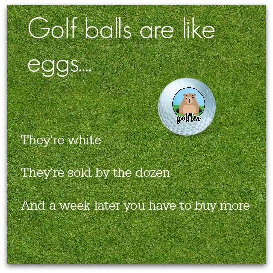 Funny golf pictures humor
