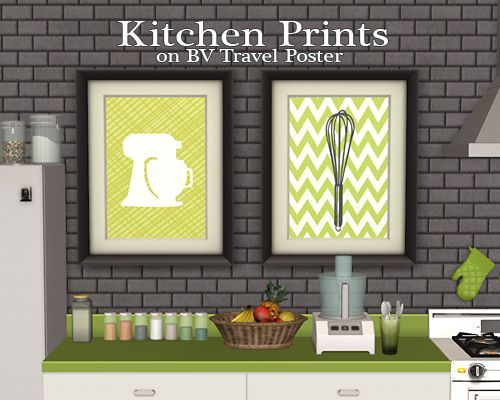 236 best TS2 Objects - Decor - Wall Hangings images on Pinterest ...