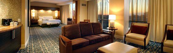original pin-hotel room at blue chip casino