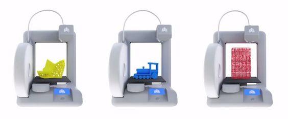 Cubify.com rend accessible l'impression 3D… et la conception aussi ! | Actinnovation©
