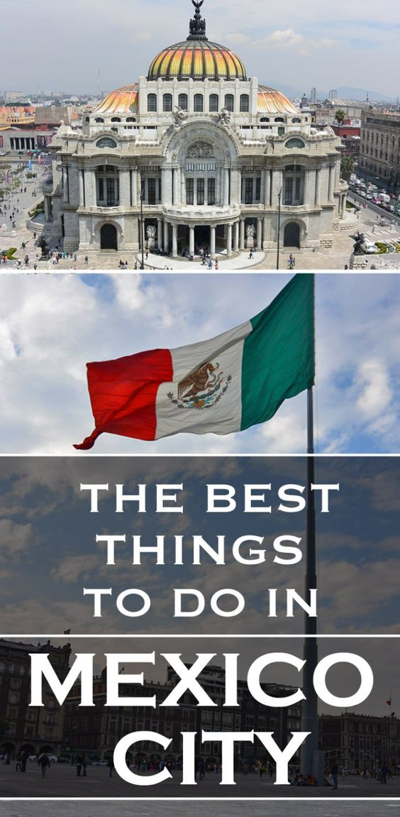 Mexico City, The O'jays And Things To Do In On Pinterest