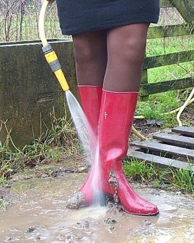 UB of Italy 5 | frankyvinyl | Flickr | Wellies rain boots