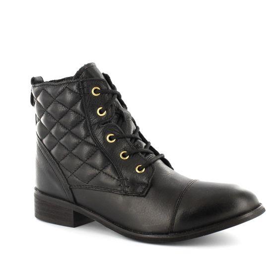 Poelman Noir à 79,96€ (au lieu de 99,95€) chez Brantano Luxembourg, jusqu'au 31 janvier 2014   Malin Shopper