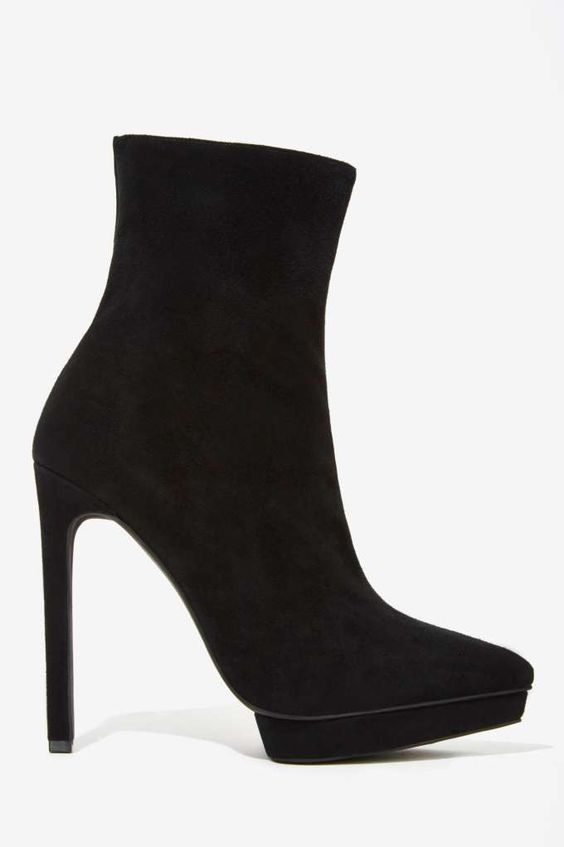 Jeffrey Campbell Vixen Suede Boot