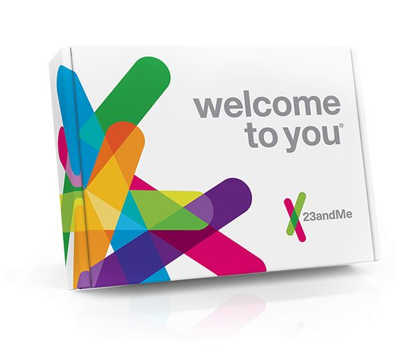 23andMe - Genetic Testing for Ancestry; DNA Test  Random, interesting and maybe a little scary too...: