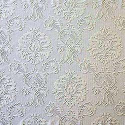 I am putting this paper on one of my bedroom walls and painting over it so that one of the walls has texture :)
