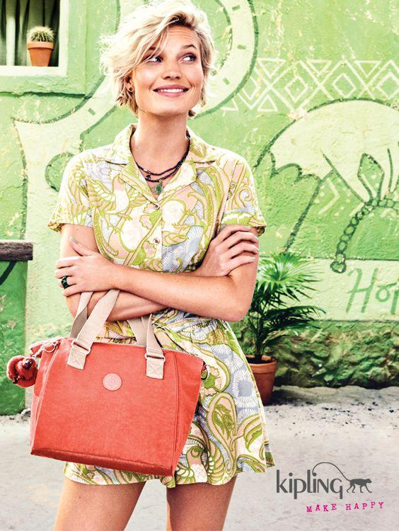 Chice KIPLING Tasche für dein sommerliches Outfit findest du hier: QVC.de