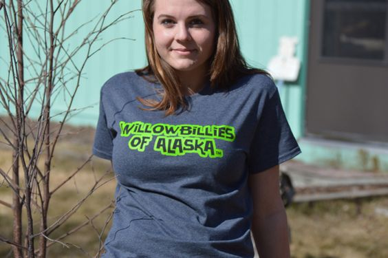 Willowbillies Of Alaska T-shirt! For all the fellas out there that might not want a cute girl with a gun on their shirt we still have you covered! Get yours at shop.willowbilliesofalaska.com  #alaska #fishing #hunting #greatoutdoors #alaskan #willowbillies Gildan® Ultra Cotton 50% Cotton/50% Polyester Unisex sizes, Preshrunk Designed and Printed in Alaska Mens sizing is true to actual size Women should order a size smaller