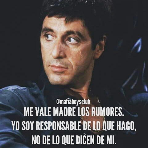 Al Pacino Tony Montana Scarface Mafia Real Gangster