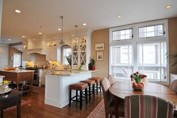 More grand kitchen traditional kitchen new york fitzpatrick