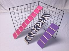 GP Ladder Guinea Pig Ramp for Small Animal/Pet Cage, Ferret, Rabbit, Rodent