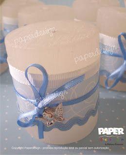 Paperdesign by Adriana Gasparini: Batizado