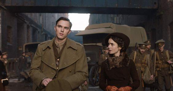 Tolkien (2019) - Trailer - Lily Collins, Nicholas Hoult | Životopisné | Trailery