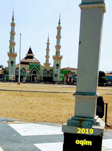 Oqim S Gallery Masjid Agung Tegal 7 Maret Dan 1 Februari