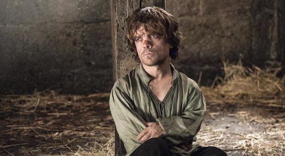 Surnommé « le Lutin » (The Imp), Tyrion Lannister est le cadet de la famille Lannister, petit frère de Cersei et Jaime. Il est atteint de nanisme et sa mère est morte en le mettant au monde, ce pour quoi son père Tywin l'a toujours blâmé. Bien qu'il ne soit pas physiquement très puissant, il a l'esprit malin et cynique, et utilise souvent à son avantage le fait que les autres le sous-estiment. Alors qu'il ne partage pas à l'origine l'aversion de sa famille pour les Stark