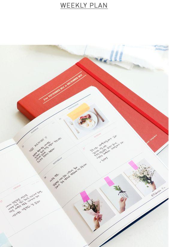 MochiThings.com: 2015 Journal J Planner