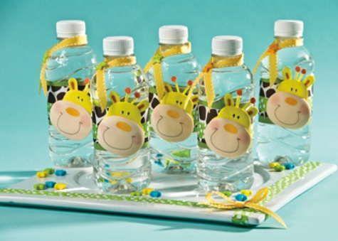 Botellas Plasticas Decoradas Para Fiestas Buscar Con