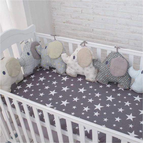 Pin De Cynthitha Ortiz Pizzurno En Baby Cama Para Bebé Elefante Para Bebe Decoracion Bebe