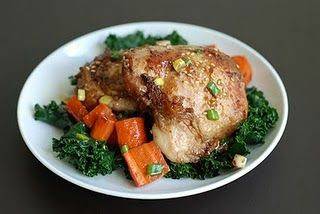 Hawaiin Shoyu Chicken