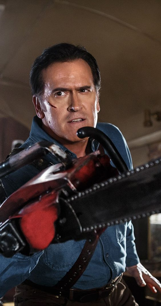 "Fall TV: ""Ash vs. Evil Dead"" on Starz - IMDb"