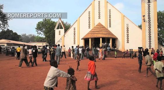 Pope Francis will visit a refugee camp in the Central African Republic