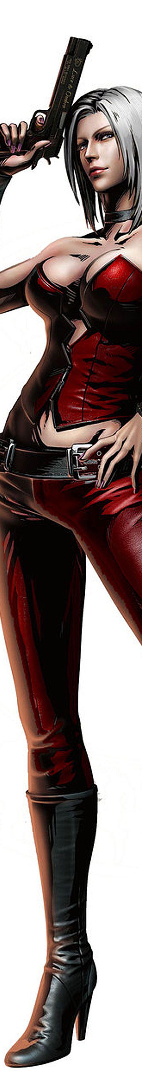 Devil May Cry - Trish