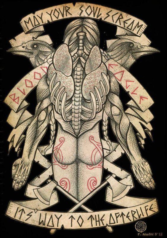 Resultado de imagem para blood eagle