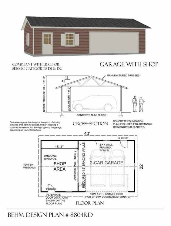 Canada u part and other on pinterest for Garage designs canada