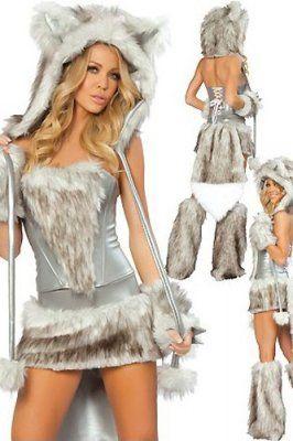 fox grayUniform sexy cosplay
