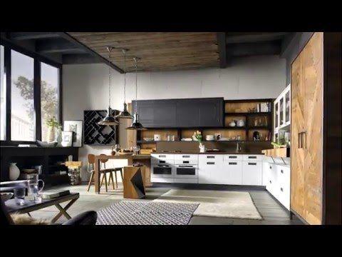 Marchi cucine: lab 40 – cucina in stile moderno industrial, cucina ...