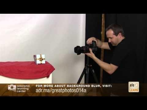 Cómo conseguir realizar un desenfoque de calidad o bokeh creativo en nuestras fotografías