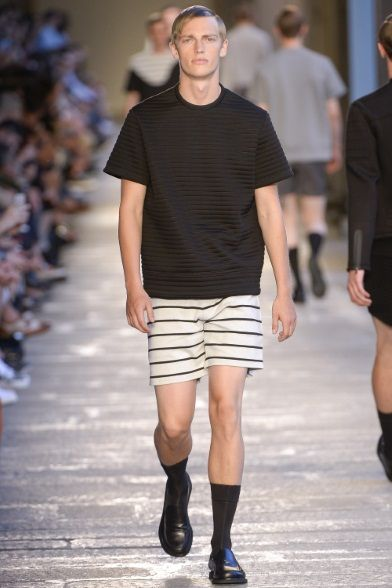 Neil Barrett Spring/Summer 2014