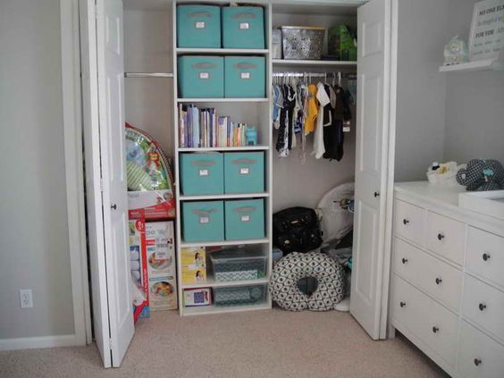 Small Closet Organization IKEA Store