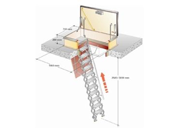 Roof Hatches Electric Scissor Stairs Google Search 4