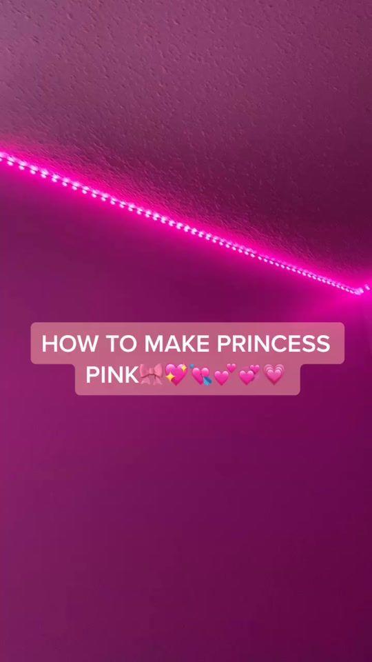 Led Lights Led Lights Tiktok Watch Led Lights S Newest Tiktok Videos Led Lighting Bedroom Led Room Lighting Pink Led Lights