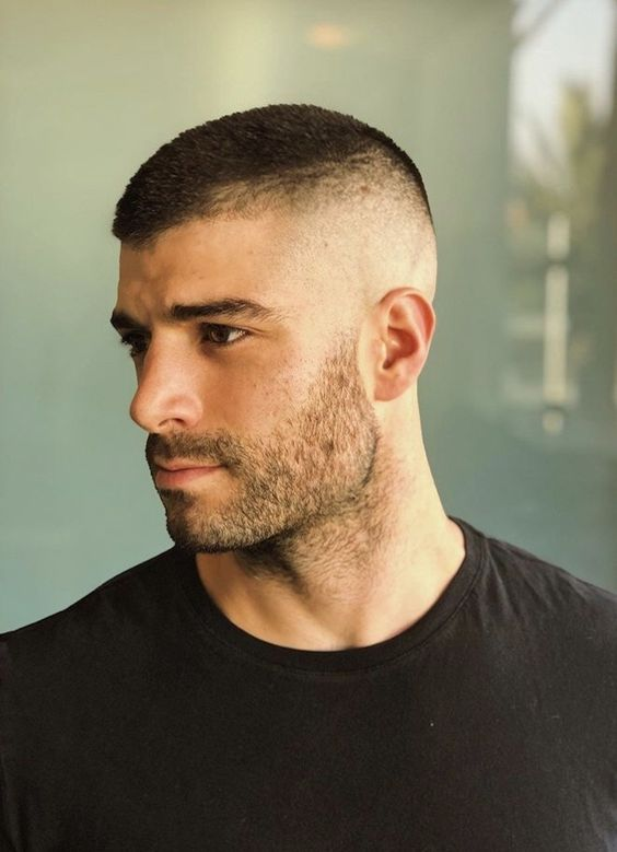 Military Haircut 20 Best Army Haircuts For Men In 2021 In 2021 Thin Hair Men Very Short Hair Men Haircuts For Men