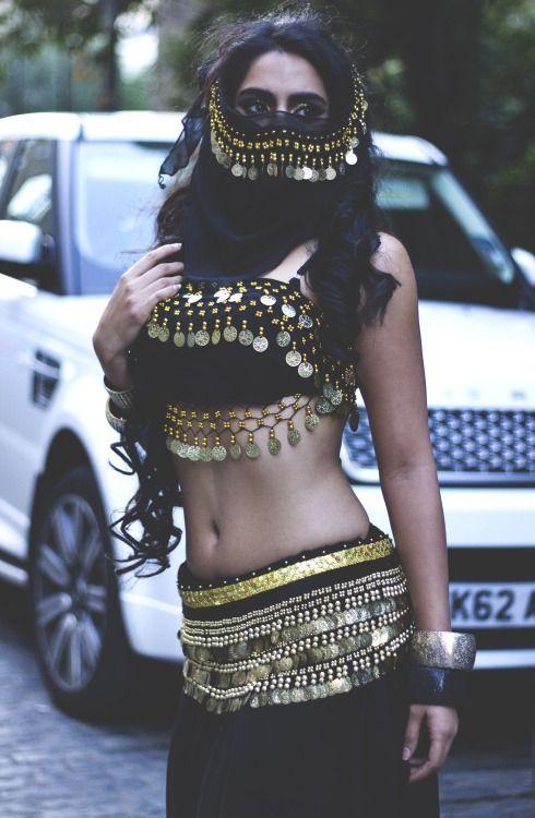 Fashion Follow Back Dance Long Hair Egypt Hair Styles Emirates F4f