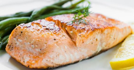 Atlantic salmon is fatty and high in omega-3s, which is exactly the type of fish…: