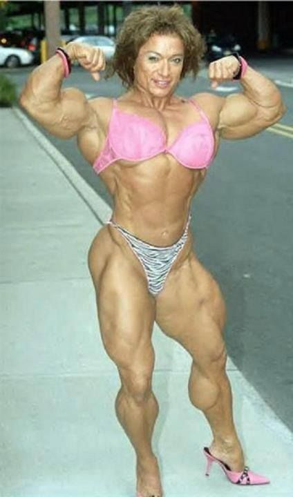 Colette Guimond Naked 76