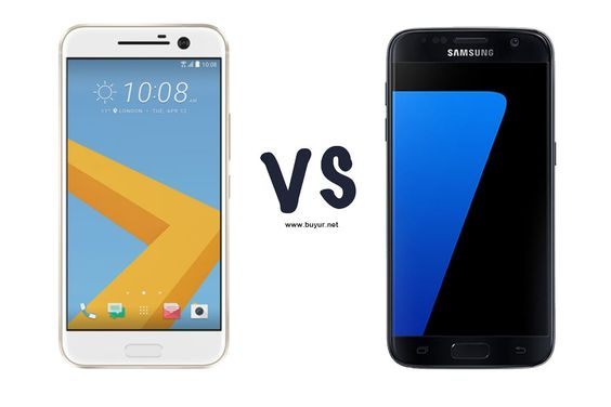 Samsung Galaxy S7 vs. HTC 10