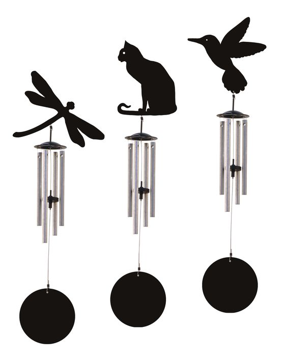 Jacob's Musical Chimes, Inc. | Booth 1433 |January 2014 http://www.jacobschimes.com/ http://www.seattlegiftshow.com/ The Master Chime Maker has been at it again with his handsome and elegant new Silhouette line. Hang it inside or out, let it catch a breeze and let the music wash over you!  Always Perfectly Tuned and Made in the USA!