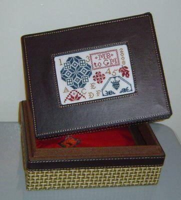 MagicXstitch: Quaker Box